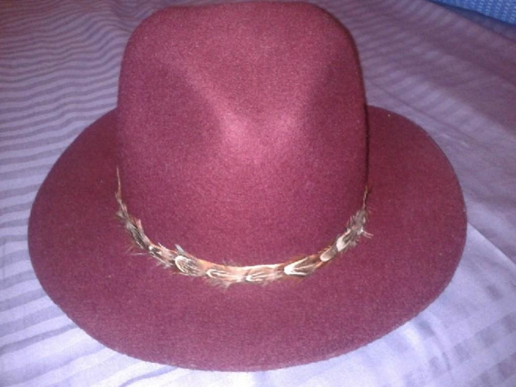 Le chapeau large à La Duchesse !