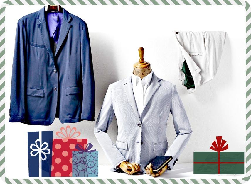 Idée cadeau de Noël pour votre chéri : Offrez-lui un costume !
