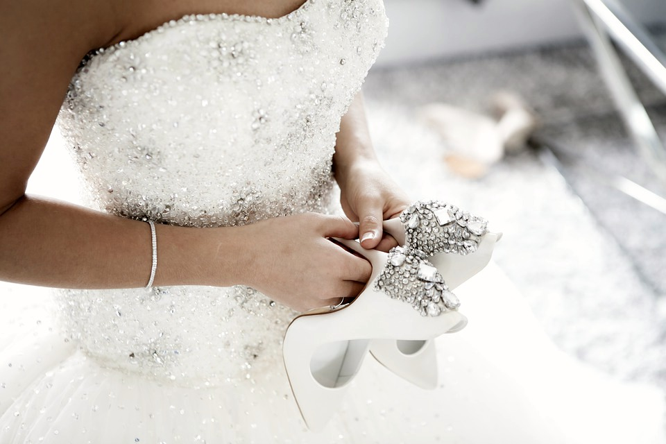 Après sa demande, il vous faut LA robe de mariée !