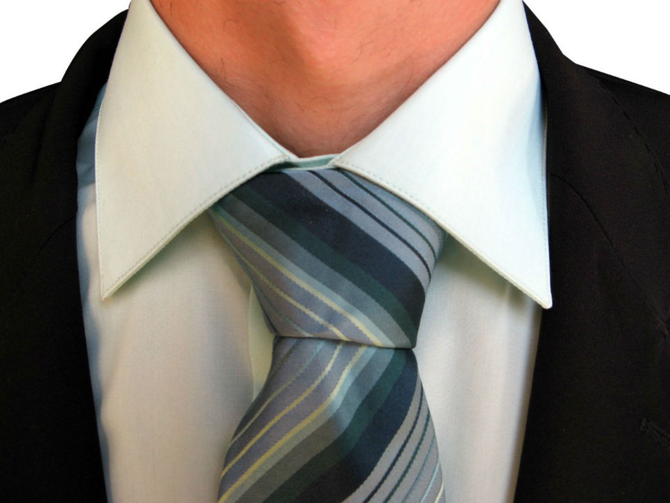 chemise cravate
